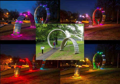 Revolutions of Brandon Park (montage)