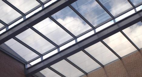 Photovoltaic Glass by Onyx Solar (Photo courtesy of Onyx Solar)