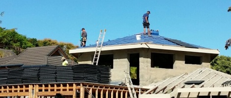 Eclipse roof installation 1